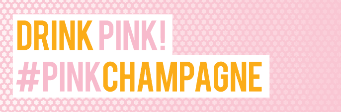 Drink Pink Champagne